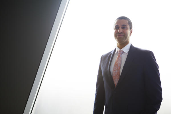 Federal Communications Commission Chairman Ajit Pai has started the process to roll back Obama-era regulations for Internet service providers. The agency is scheduled to vote on Thursday on whether to reverse regulations of whether all web traffic should be treated equally.