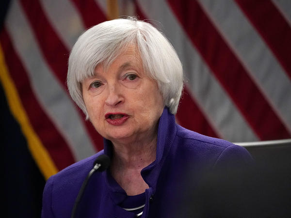 Federal Reserve Chair Janet Yellen, who will step down in February, has said she thinks the forces that have been holding inflation down are temporary and that she expects it will soon be on the rise again.