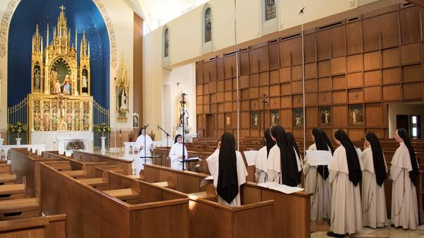 The Dominican Sisters of Mary's new album is available now.