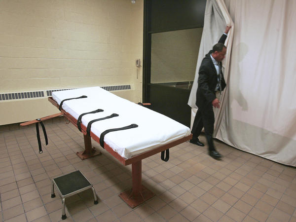 There were 23 executions in 2017, according to the Death Penalty Information Center. Over the past 25 years, only last year's total, 20, was lower.