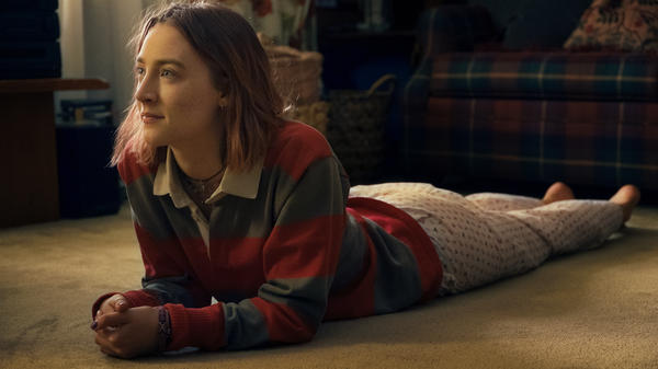 Greta Gerwig's directorial debut follows Lady Bird (Saoirse Ronan) through her final year of high school.
