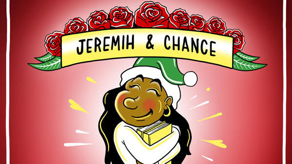 Chance The Rapper and Jeremih's mixtape <em>Merry Christmas Lil' Mama: Rewrapped</em>.