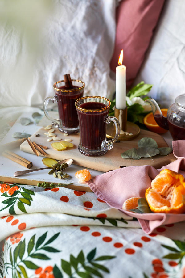 Glogg is comfort in a glass.