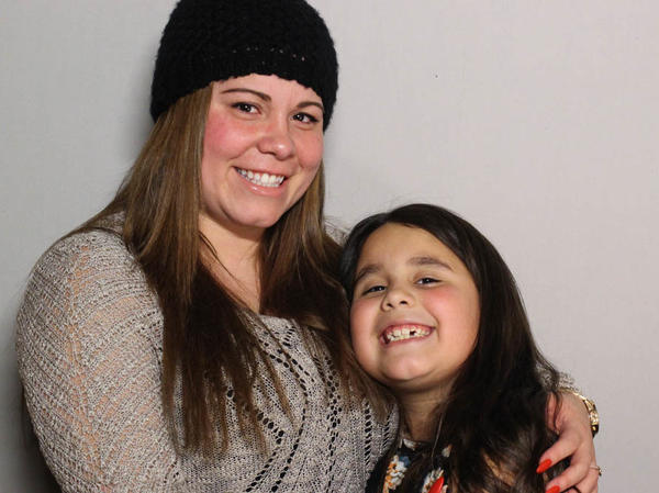Anna and Brianna Freeman spoke about their experiences with bullying during their StoryCorps interview in Chicago.