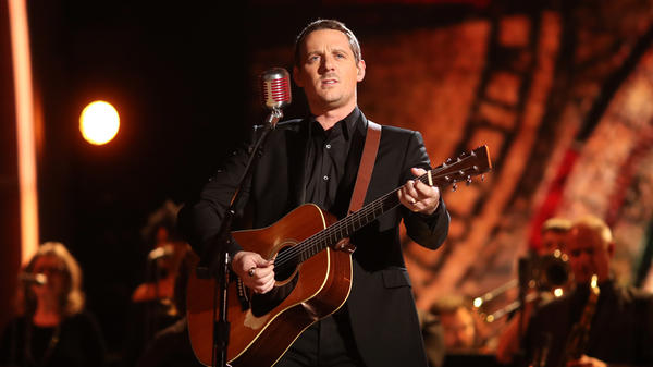 Sturgill Simpson, seen performing at the 2017 Grammys, is one of the featured artists in <em>Oxford American</em>'s Southern music issue about Kentucky.
