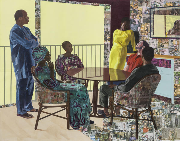 Akunyili Crosby's <em>I Still Face You</em> was inspired by her now-husband's first visit to Nigeria.