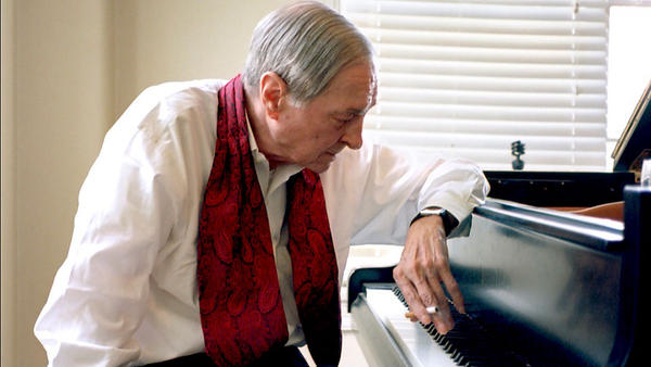 Photographer William Eggleston released his first album, <em>Musik,</em> this past October.