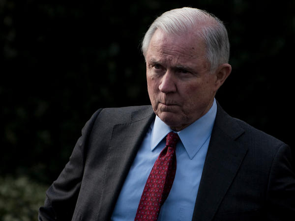 Attorney General Jeff Sessions has rescinded permissive Obama-era guidelines on marijuana, but the practical effects aren't clear for users or vendors in states where it's legal.