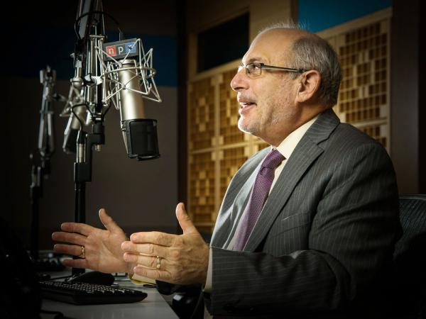 Robert Siegel is retiring from NPR after 40 years. Over his tenure, he's interviewed many classical musicians.