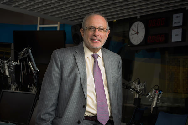 Robert Siegel hosted NPR's <em>All Things Considered </em>for 30 years. He retires after working at NPR for over 40 years.