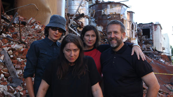The Breeders' first album in 10 years, <em>All Nerve</em>, comes out March 2.