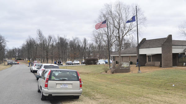 A student at Marshall County High School in Benton, Ky., allegedly opened fire Tuesday on his classmates, killing at least two people.