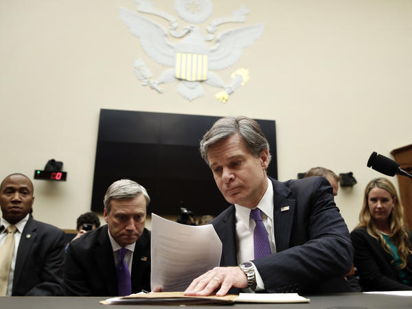 The FBI under Director Christopher Wray objects to the publication of a memo that accuses it of having abused its surveillance authorities.