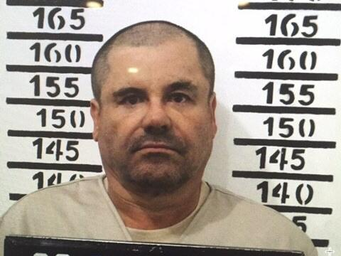 """A federal judge says jurors will be anonymous and partially sequestered in the upcoming trial of accused Mexican drug lord Joaquin """"El Chapo"""" Guzman."""