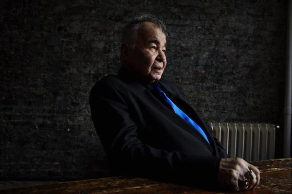 John Prine's first album of new songs in 13 years, <em>The Tree of Forgiveness</em>, will be out April 13