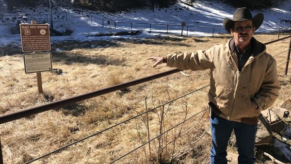 Gary Stone of the Otero County Cattlemen's Association says ranchers held off activists who wanted a Bundy-style protest over control of federal land.  Instead they waged their battle in the courts.