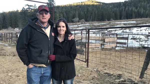 Spike and Kelly Goss worry ranchers are being squeezed off public land in the West.