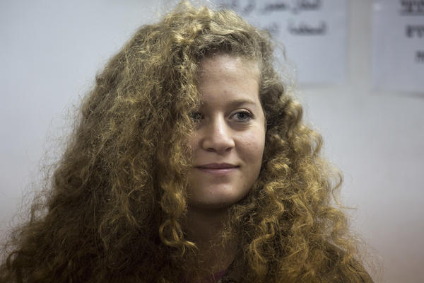 Palestinian activist Ahed Tamimi was arrested and indicted after a public outcry in Israel when a video of her altercation with the soldiers, posted by her mother, went viral.
