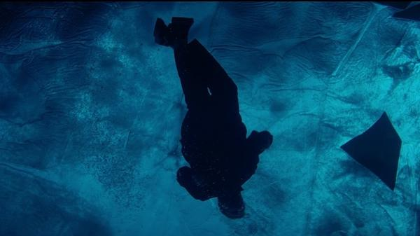 "A still from Tom Misch's ""Water Baby"" video."