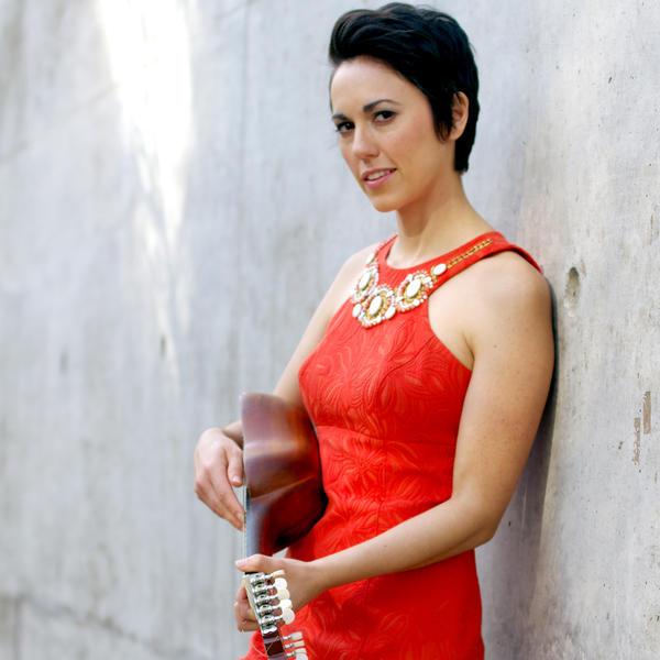 Vocalist Gina Chavez