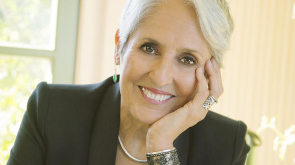 Joan Baez's <em>Whistle Down The Wind</em> comes out March 2 on Bobolink and Razor & Tie Records.
