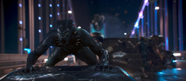 The link between science and superheroes is evident in Marvel Studios' <em>Black Panther. </em>Science is why T'Challa's nation, Wakanda, is globally preeminent.