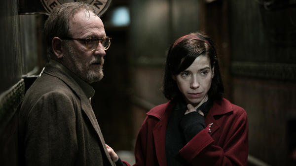 Richard Jenkins and Sally Hawkins star in the 13-time Oscar nominee <em>The Shape of Water</em>.