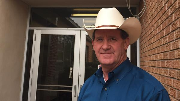 Jackson County Sheriff Andy Louderback is one of hundreds of sheriffs across the country who cooperate with ICE by handing over undocumented immigrants.