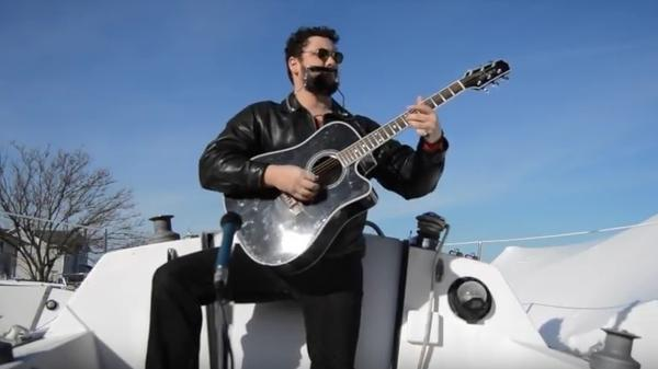 "Ian Bamberger's video for ""A Privateer's Eyes"" was the first entry into the 2018 Tiny Desk Contest."