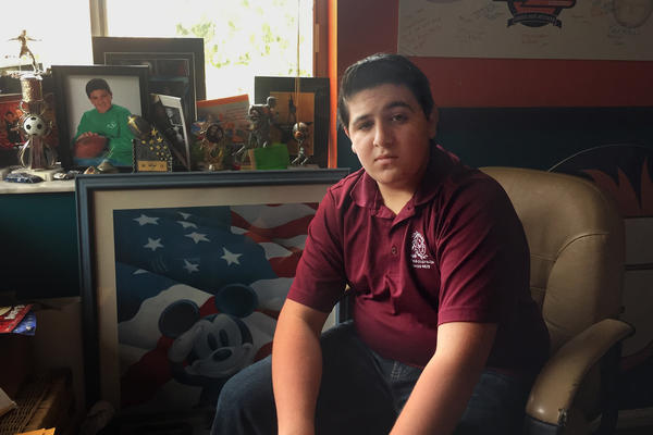 Surviving a shooting at his high school turned Gabe Glassman into a gun-control activist. The Marjory Stoneman Douglas High School sophomore says political activism is his way of coping.