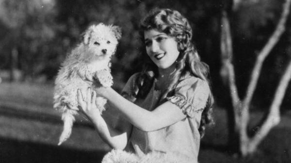 "In the 1910s and '20s, actress Mary Pickford was known as ""Blondielocks"" for her golden, sausage-like curls."