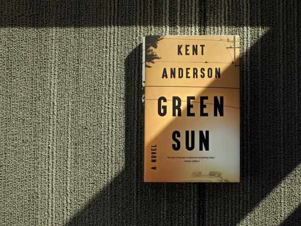 'Green Sun' by Kent Anderson.