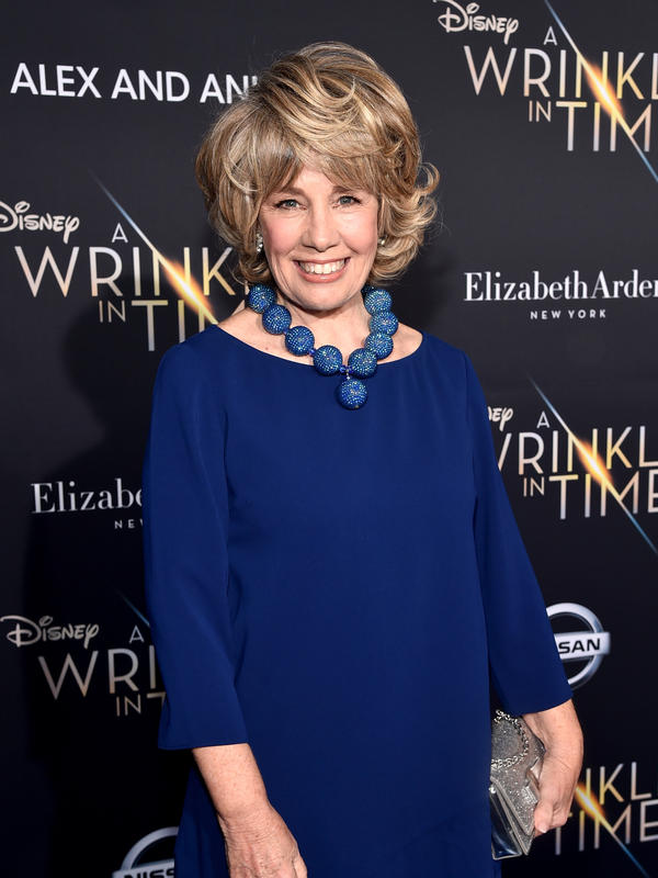 Producer Catherine Hand, who had dreamed of making the movie version of <em>A Wrinkle In Time </em>for over a half-century, was on hand for the world premiere of Disney's new film.