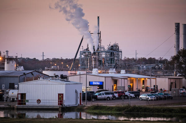 The Denka Performance Elastomer factory in LaPlace, La., emits the chemical chloroprene. In 2010, the Environmental Protection Agency classified the chemical as a likely human carcinogen.