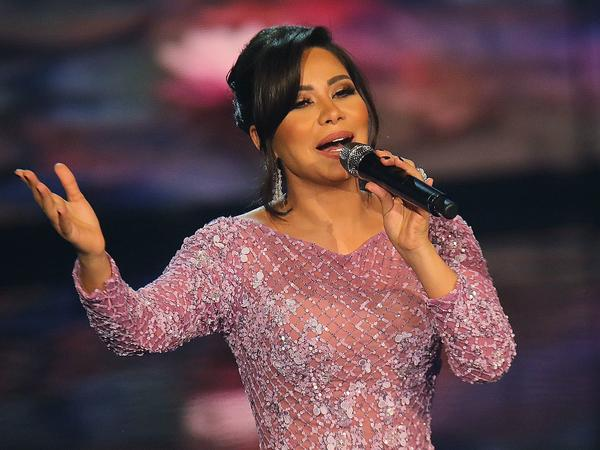 "Egyptian singer Sherine Abdel Wahhab has been sentenced to six months in prison for spreading ""false news."""