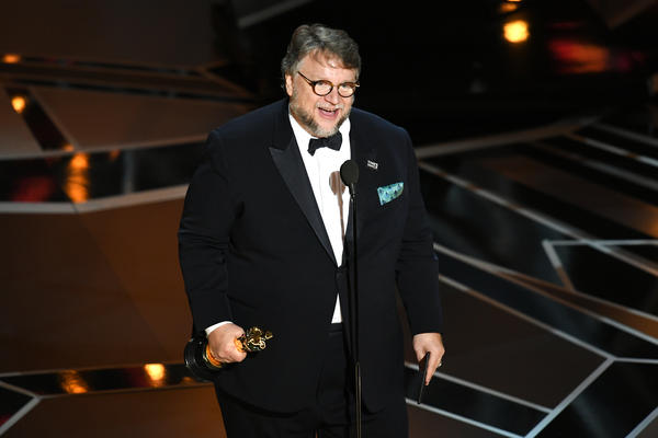 Director Guillermo del Toro's <em>The Shape of Water</em> won best director and best picture at the 90th Academy Awards.