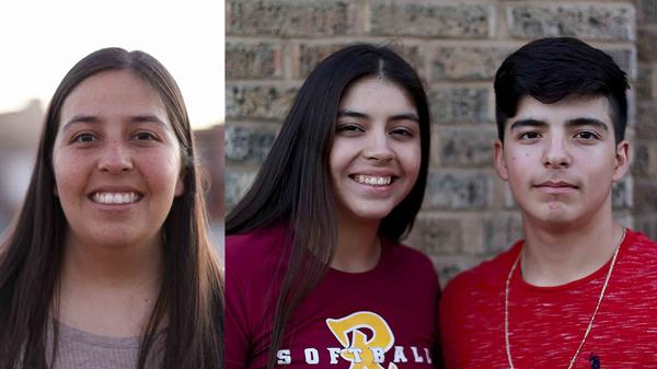 Miriam, Abigail and Joseventura Gonzalez are all siblings, living together under one roof. And they all have different immigration statuses.