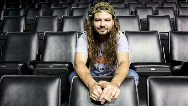 Brent Cobb's new album, <em>Providence Canyon</em>, comes out May 11.