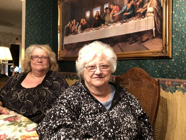 Lisa Moore and her mother, Frances Kimpton, both say they were lifelong Democrats prior to Donald Trump's election, but now they intend to vote for only Republicans in the 2018 midterms.