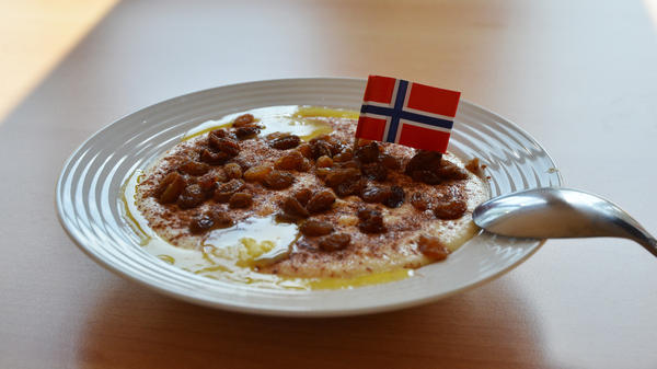 A 19th-century scientist who told cooks to stop adding flour at the end of cooking traditional Norwegian porridge faced the wrath of a nation.