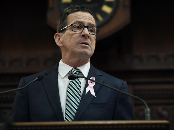 Connecticut Gov. Dannel P. Malloy.