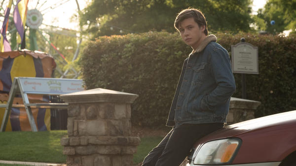 Nick Robinson starts in <em>Love, Simon — </em>a high-school-set tale of social media, first love, and coming out.