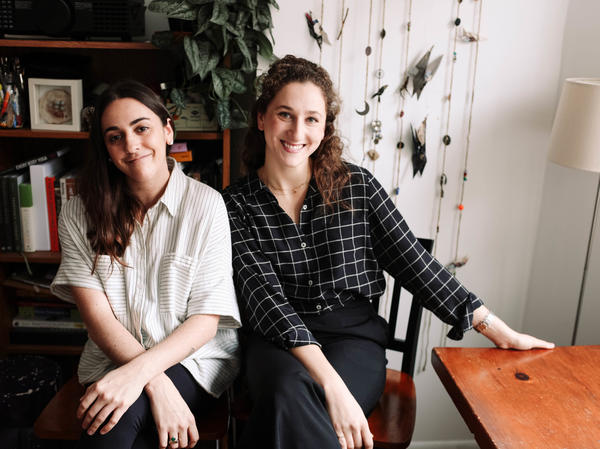 Atara Bernstein and Ariel Pasternak founded Pineapple Collaborative to create a space where women in food could share ideas.