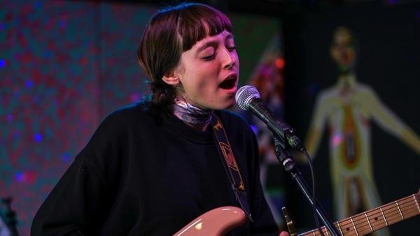 Stella Donnelly at Cheer Up Charlies.