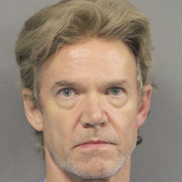 Ronald Gasser, in a booking photo released by the Jefferson Parish Sheriff's Office, was sentenced on Thursday to 30 years in prison for shooting dead ex-NFL player Joe McKnight in 2016.