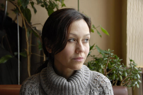 "Internet activist Lyudmila Savchuk spent two months working in a ""troll factory"" in St. Petersburg, Russia. She was tasked with writing posts that would inflame anti-American sentiment among Russians. Others at the factory would write negative posts about American politicians, the war in Ukraine and America's NATO allies."