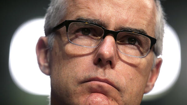 Former Deputy FBI Director Andrew McCabe's memos about his interactions with the president are now in the possession of special counsel Robert Mueller's team of investigators, according to media reports.