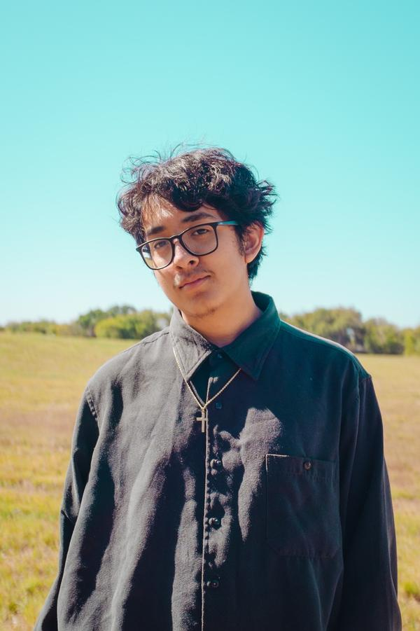 19-year-old independent artist Omar Banos is making waves as Cuco, a self-produced multi-instrumentalist and singer.