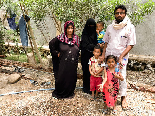 Earlier this month, after fighting intensified in his hometown Hudaydah, Yemen, Ali Abdul Karim loaded his family into a small fishing boat and made a nine-hour overnight voyage to Djibouti and to the U.N. refugee camp in Obock.