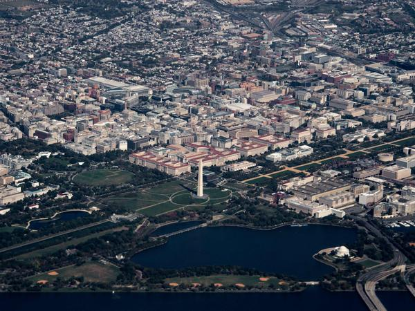 The FBI investigated multiple reports of suspicious packages at government facilities in and around Washington, D.C., on Monday.
